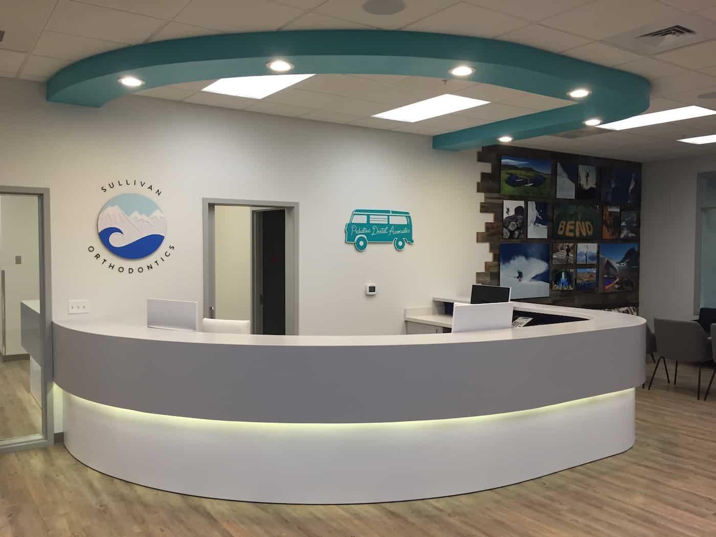 Sullivan Orthodontics Bend Office 760 NW York Drive, Suite 110 Bend, OR 97703